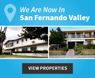 We are now in san fernando valley