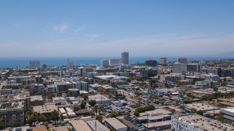 image 3 unfurnished 2 bedroom Apartment for rent in Santa Monica, West Los Angeles
