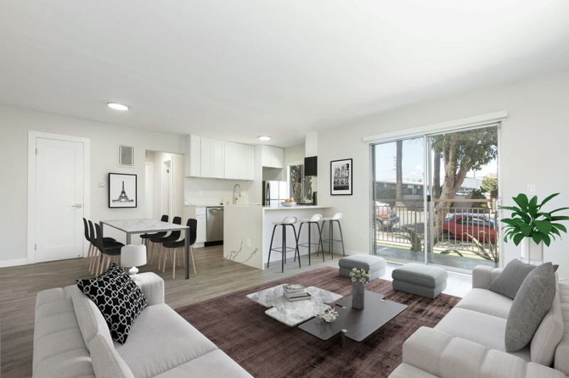 image 5 unfurnished 2 bedroom Apartment for rent in Santa Monica, West Los Angeles
