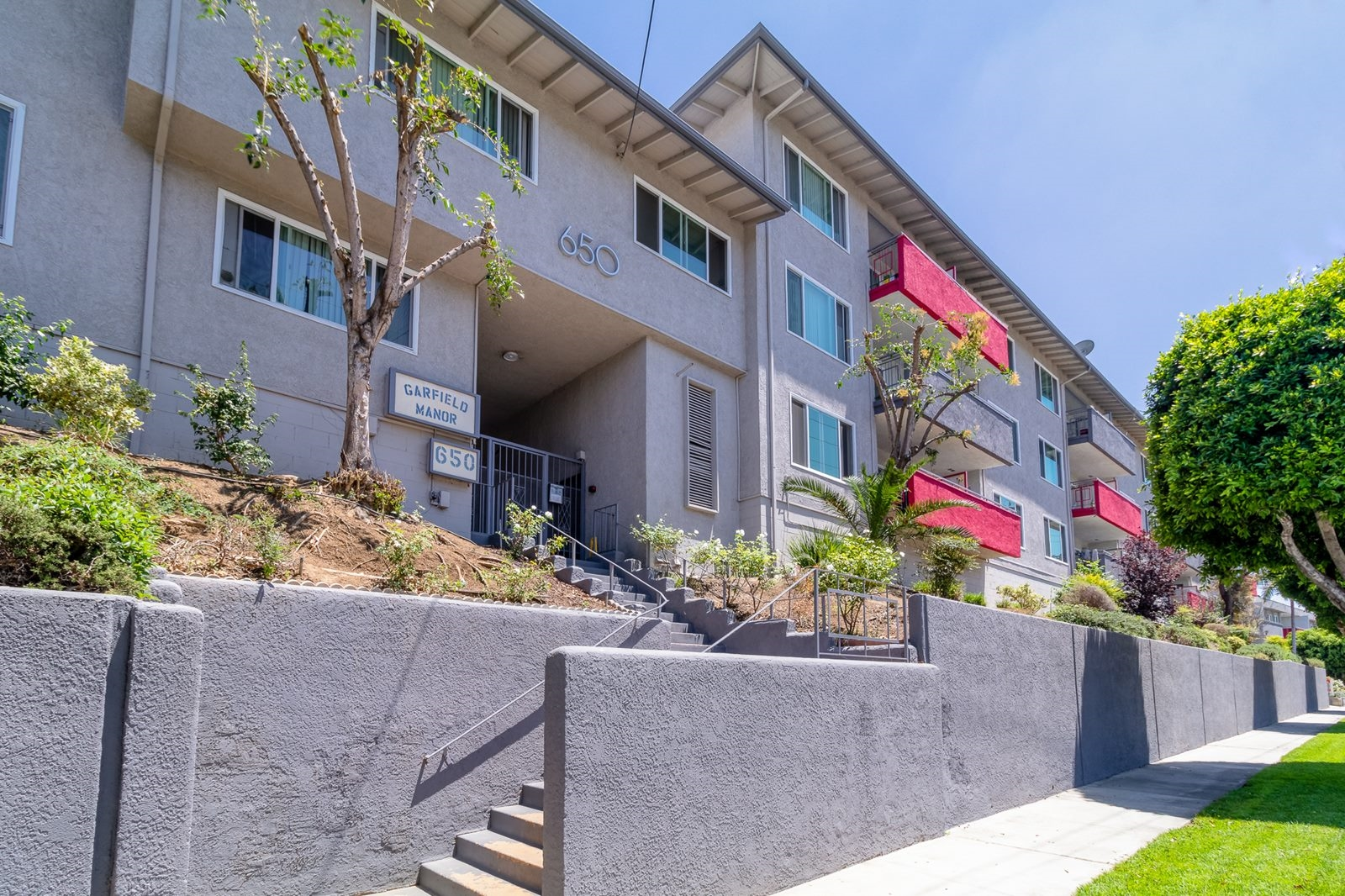 1 bedroom Monterey Park