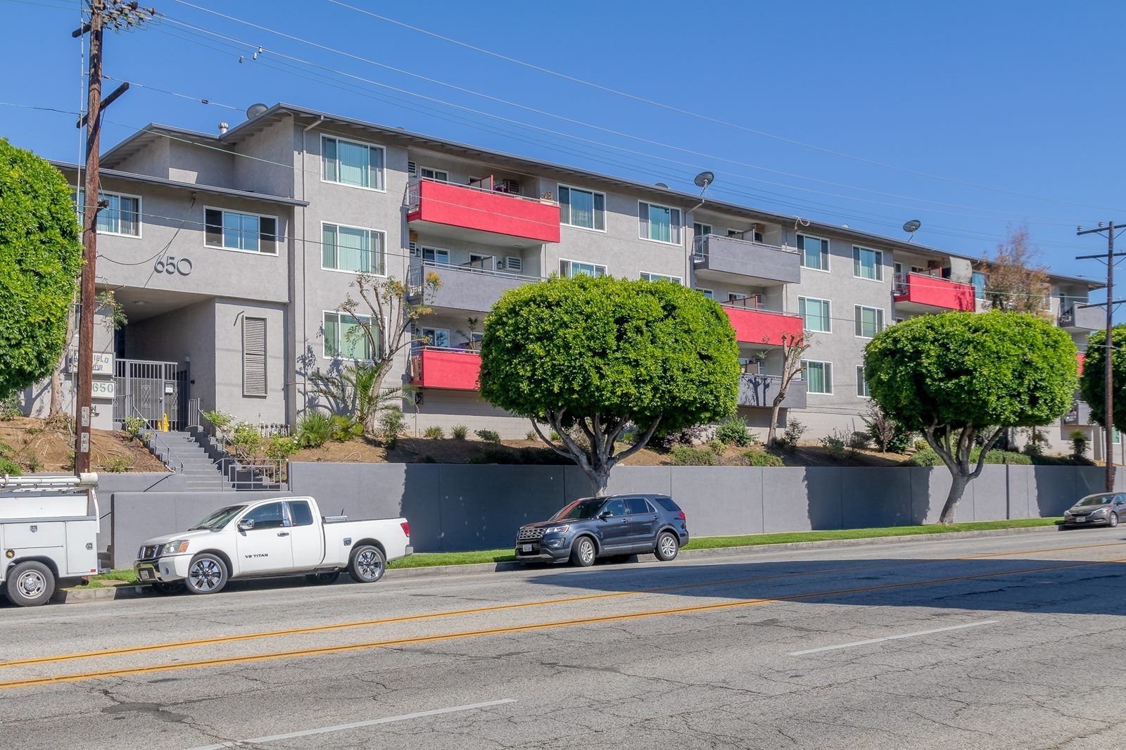 image 2 unfurnished 1 bedroom Apartment for rent in Monterey Park, San Gabriel Valley